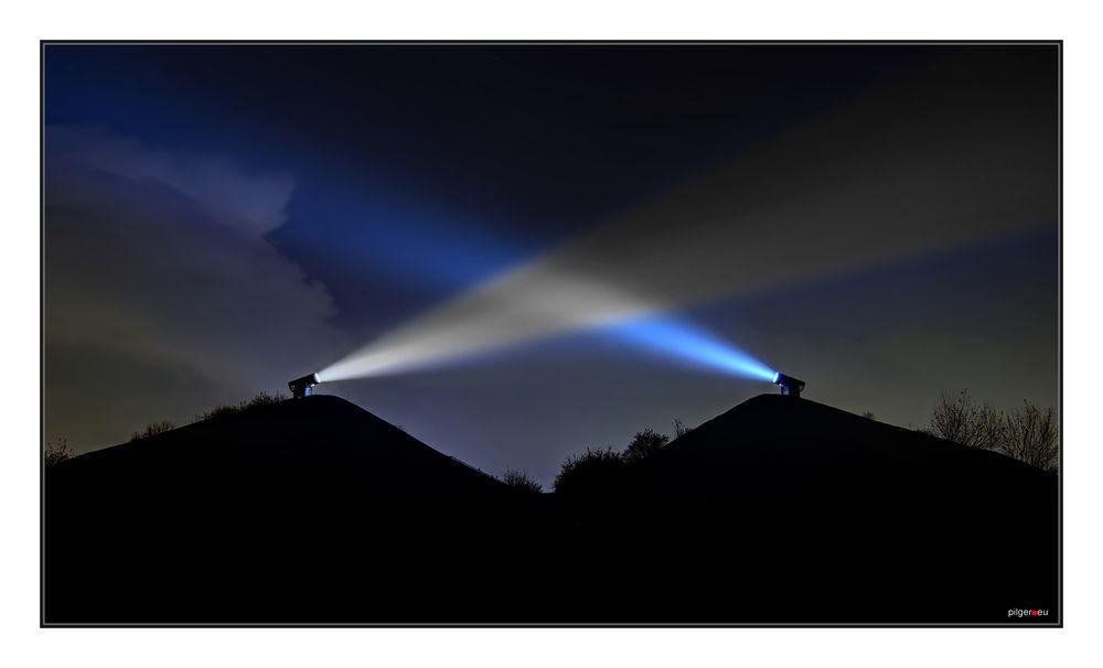 Nachtzeichen für Schalke
