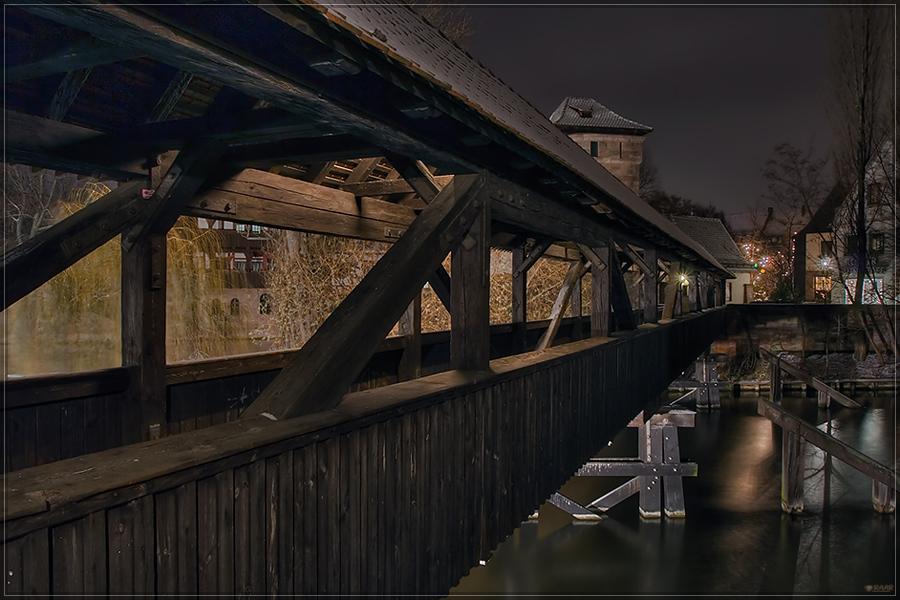 Nachweihnachtliches Nürnberg (2)