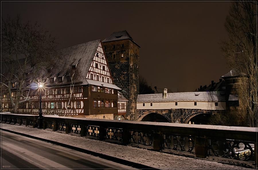Nachweihnachtliches Nürnberg (5)