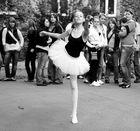 Nachwuchsballerina