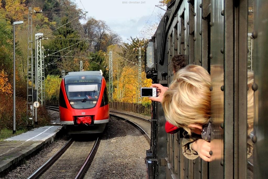 Nachwuchsfotograf mit Talent