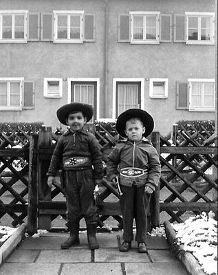 Nachwuchsmarshal`s 1962