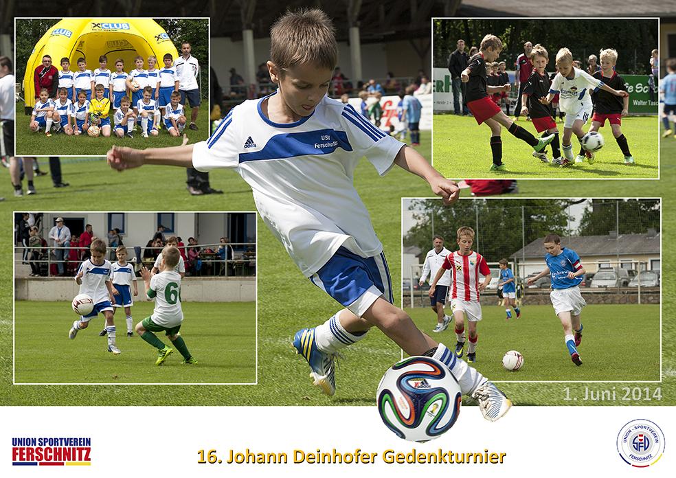Nachwuchsturnier in Ferschnitz