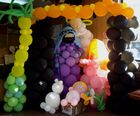 Nacimiento de globos