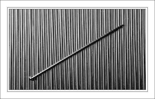 Nadeln symmetrisch