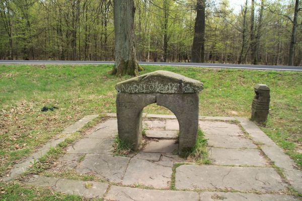 Nadelöhr bei Friedewald