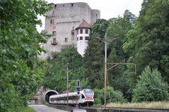 Nadelöhr Schloss Angenstein