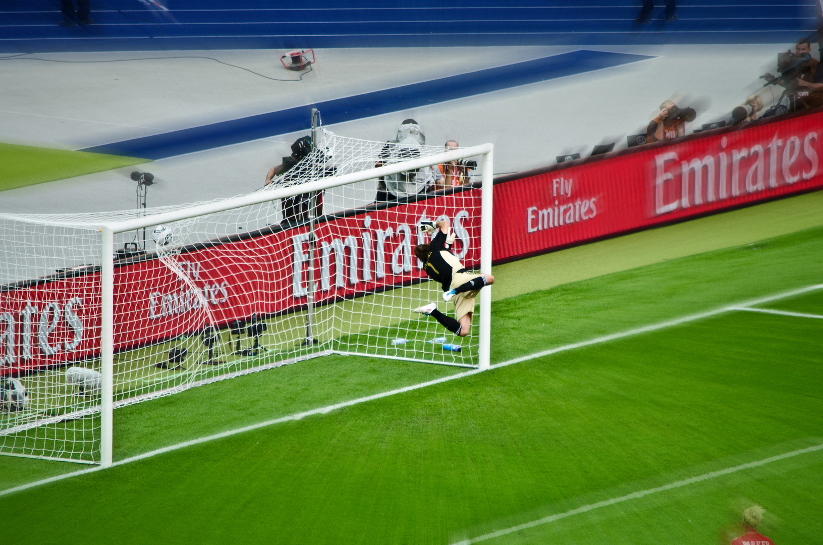 Nadine Angerer Deutschland : Kanada 2:1