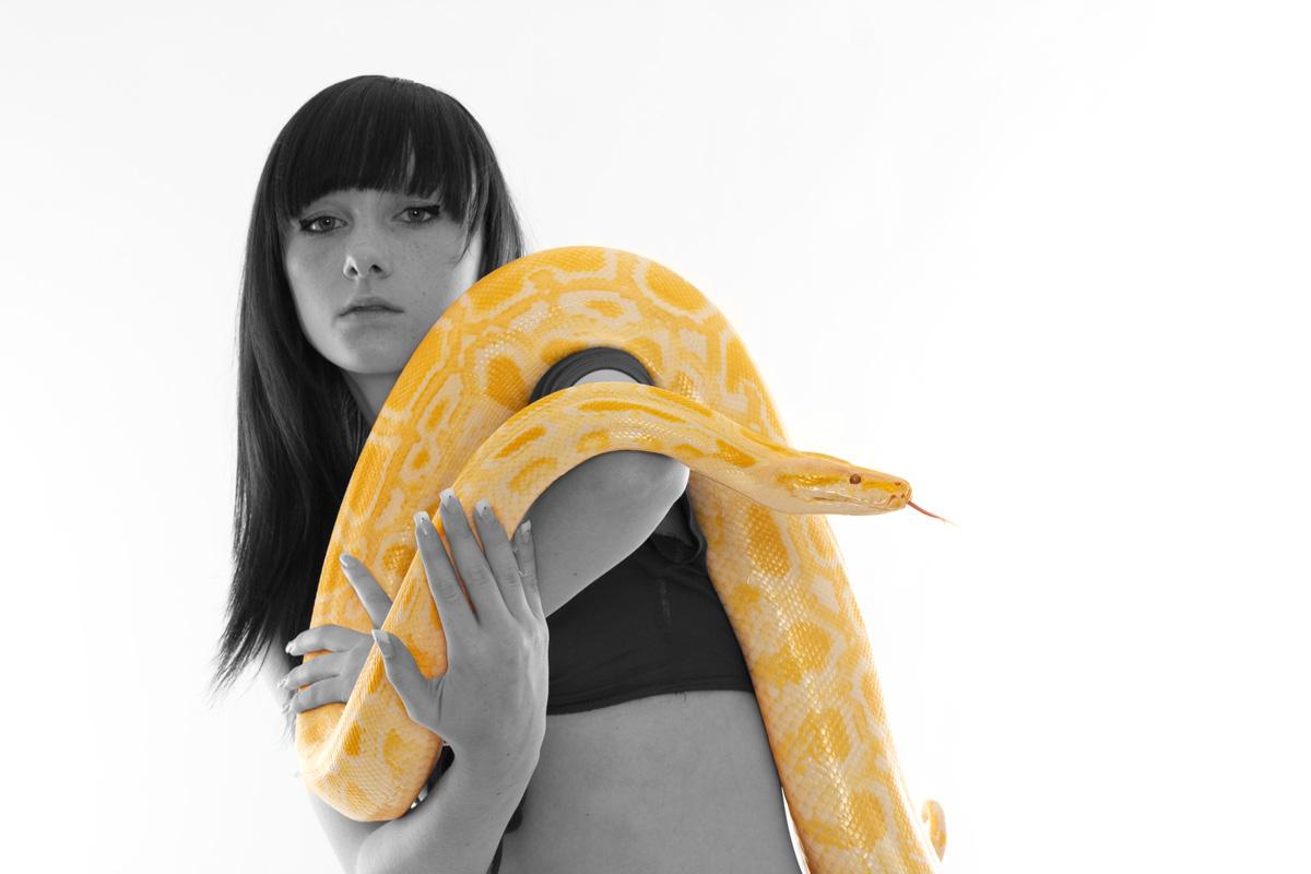 Nadine mit Python