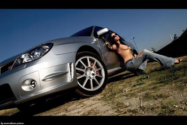 Nadine | Subaru Impreza Limited STI