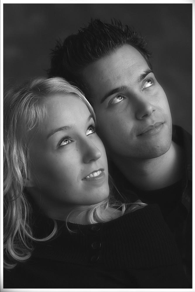 Nadine und Stefan