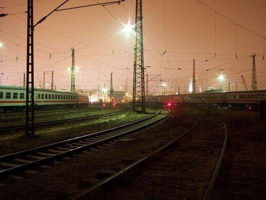 NÄCHSTER HALT: Leipzig Hauptbahnhof
