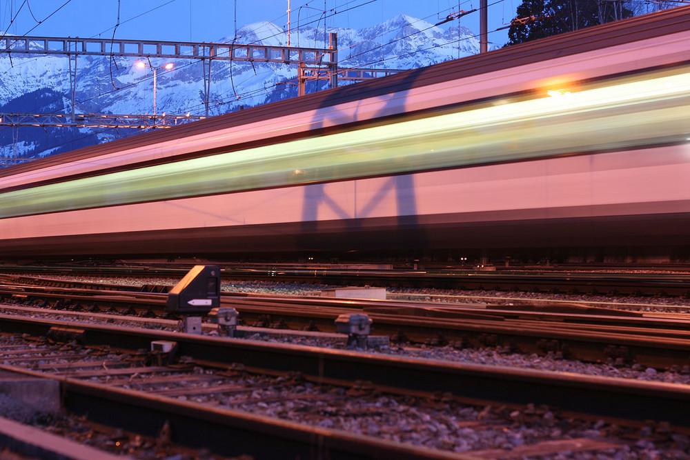 Nächster Halt Spiez (Berner Oberland)