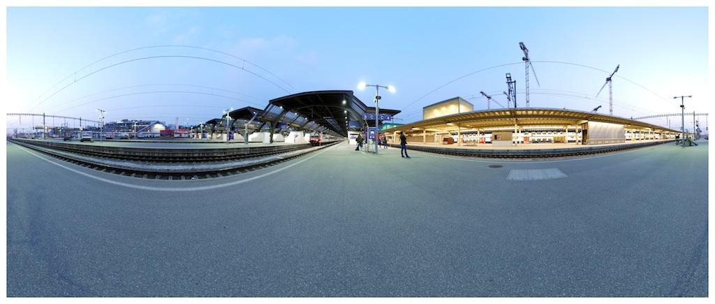 Nächster Halt: Zürich Hauptbahnhof