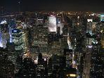nächtlicher Blick vom Empire State Building-1