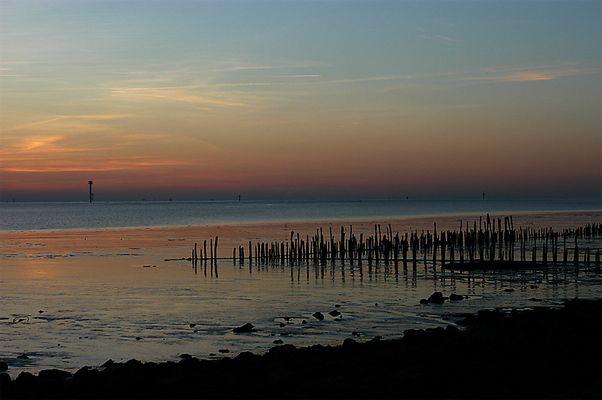 Nähe Bremerhaven ( Ochsenturm)