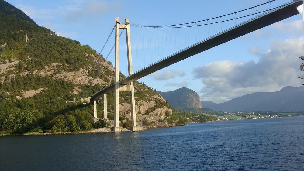 Nähe Stavanger