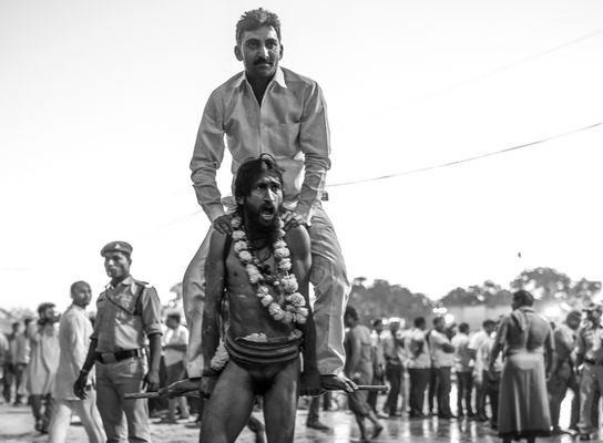 Naga Dance ~ Simhasth aka Maha Kumbh Mela 2016