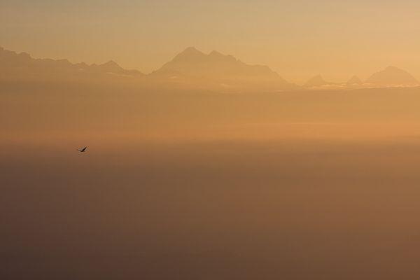 Nagarkot Sunrise I