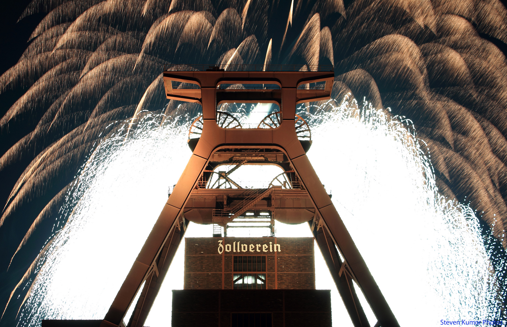 Nah am Finale - Zechenfest @ Zollverein 2013