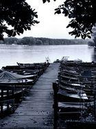Nahe des Unterbacher See's