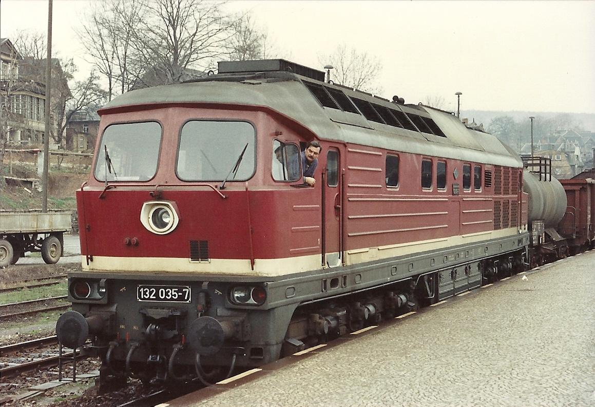 Nahgüter in Jena West (~1991)