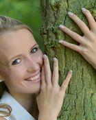 Nails arround the tree....