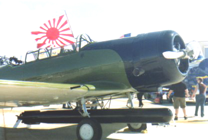 Nakajima BSN 2 Kate Torpedo Bomber