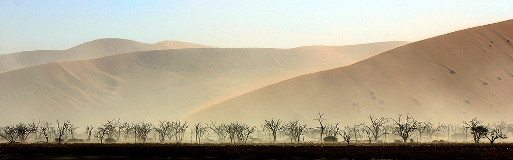 Namib Desert Storm