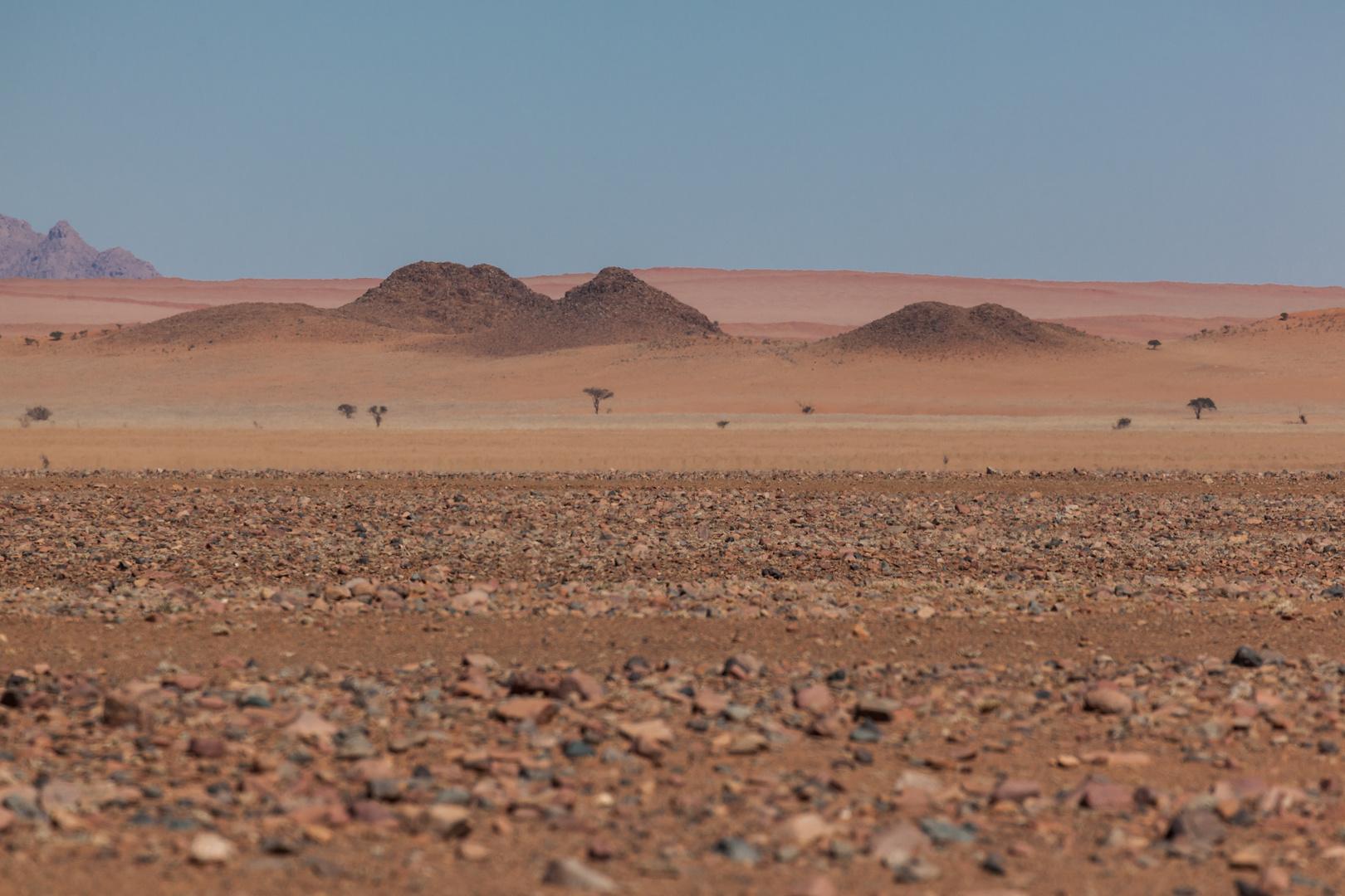 Namib Rand Steinwüste