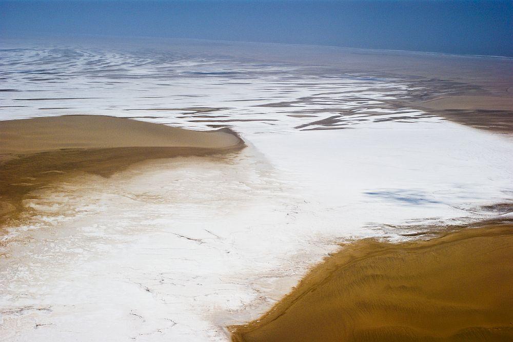 Namib trifft Atlantik
