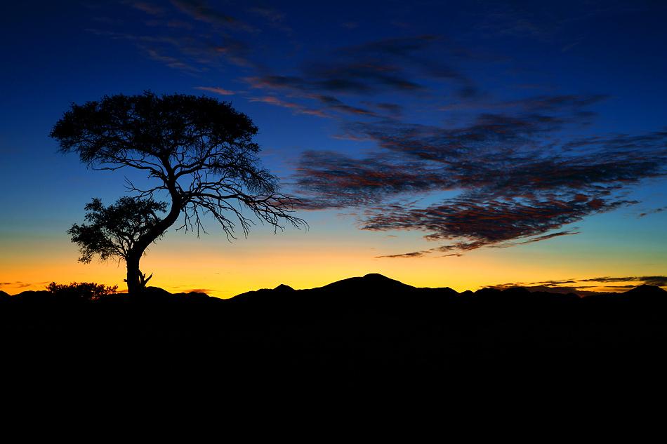 Namibia 2011 – Eine wunderschöne Morgensession