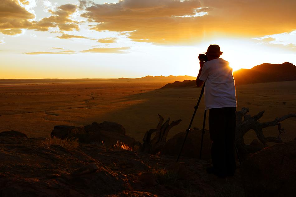 Namibia 2012 – Zufriedene Gäste mag ich…..