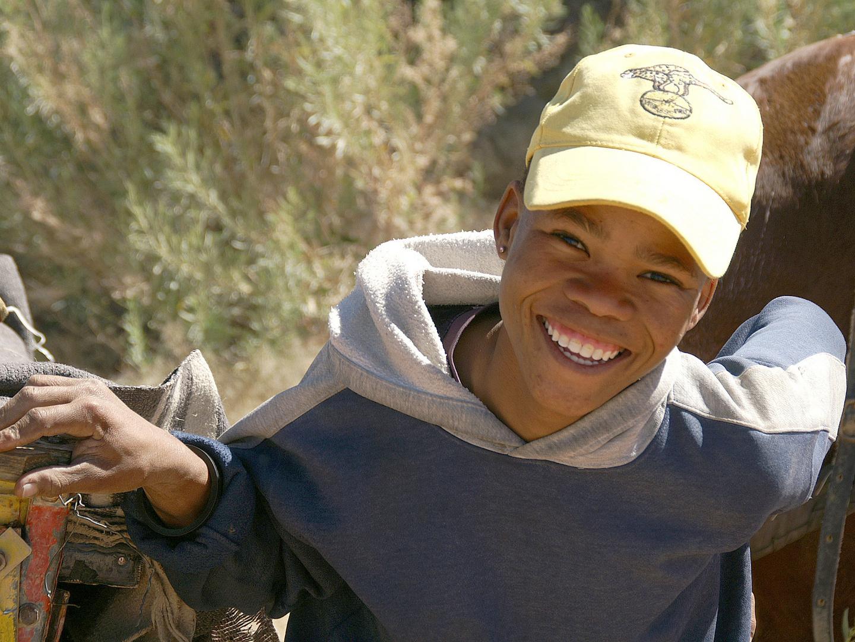 Namibia hat schöne Söhne