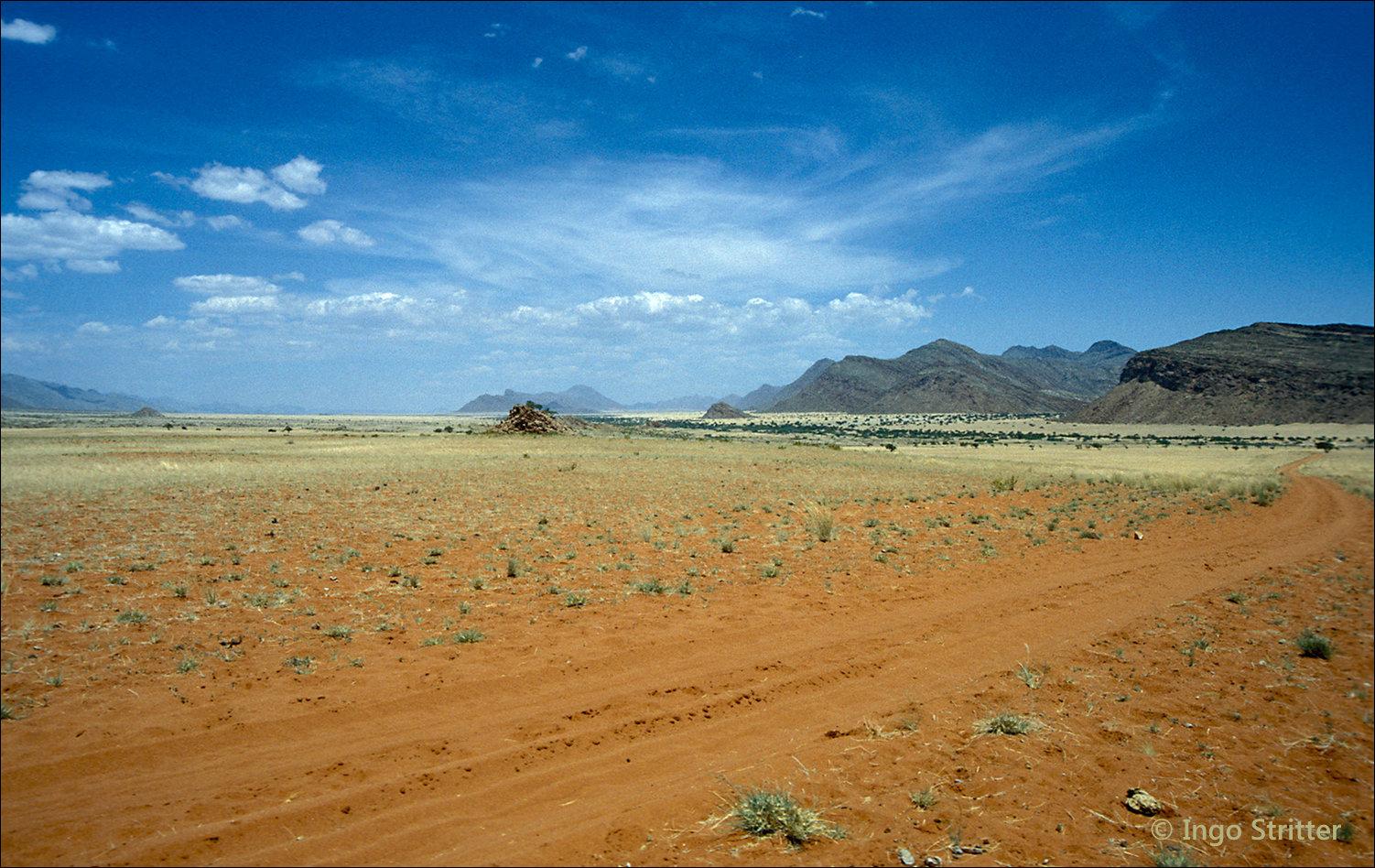 Namibia im Norden