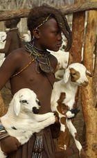 NAMIBIA Kuneneregion Himba 18