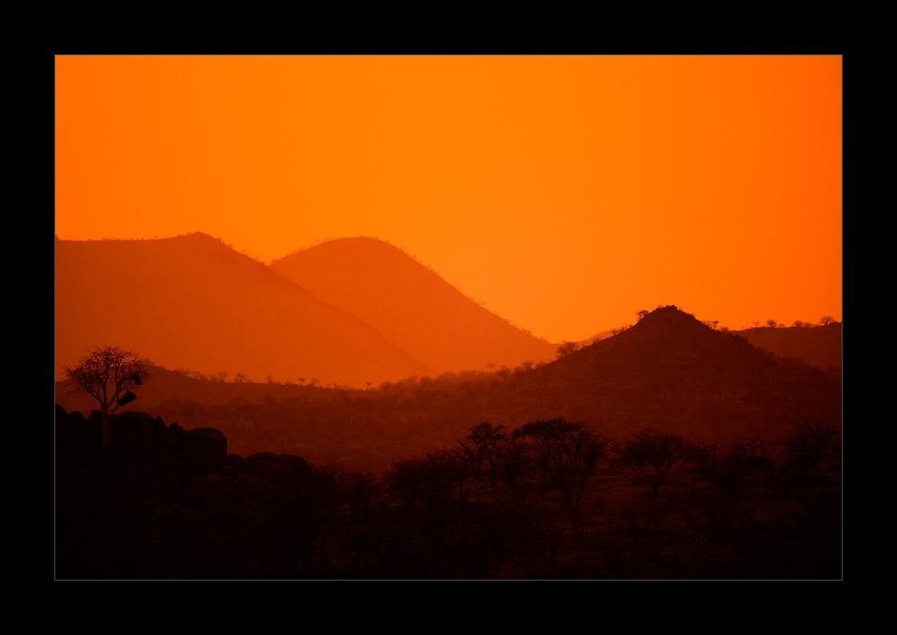 Namibia LIV - Morgenspaziergang auf Huab