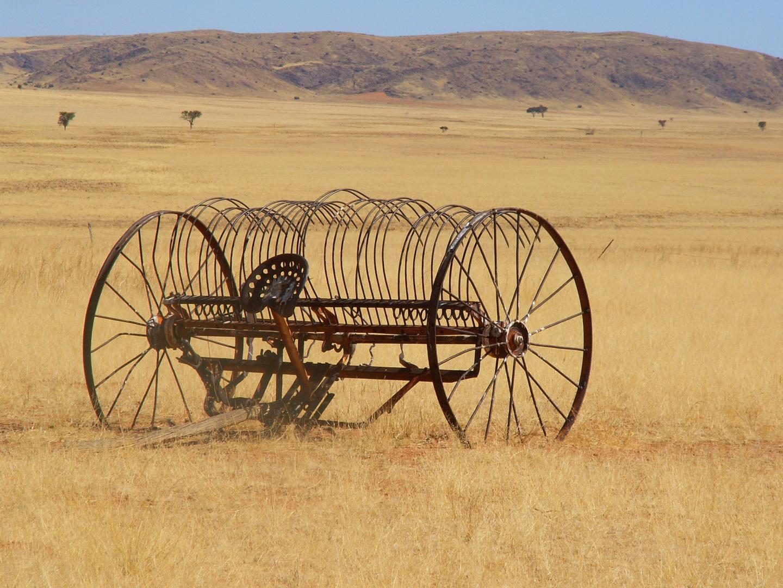Namibia - nur zur Dekoration