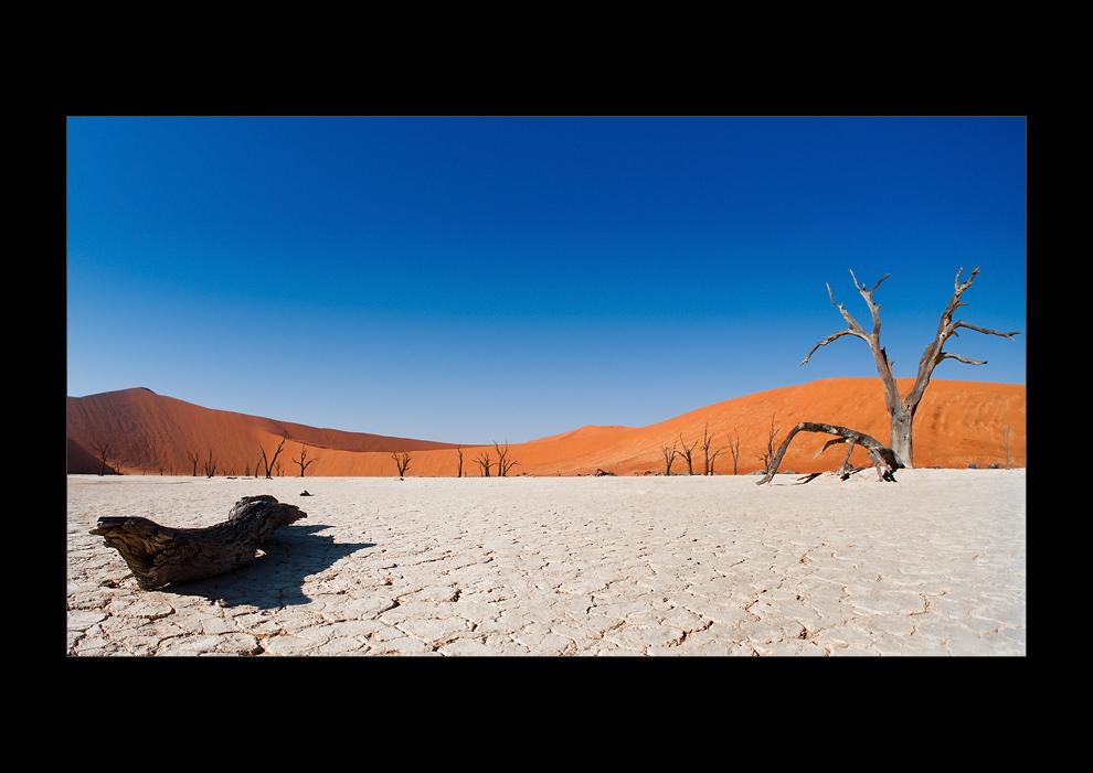 Namibia VIII - Deadvlei Fisheye