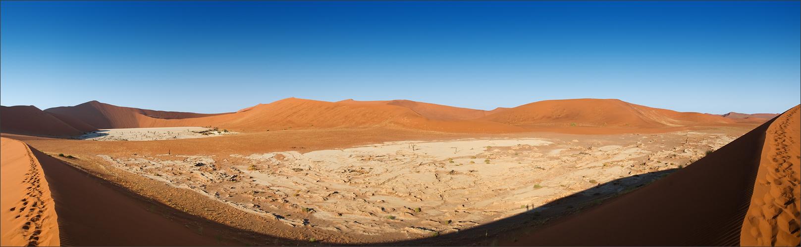 Namibia XI - Vlei Panorama 180°