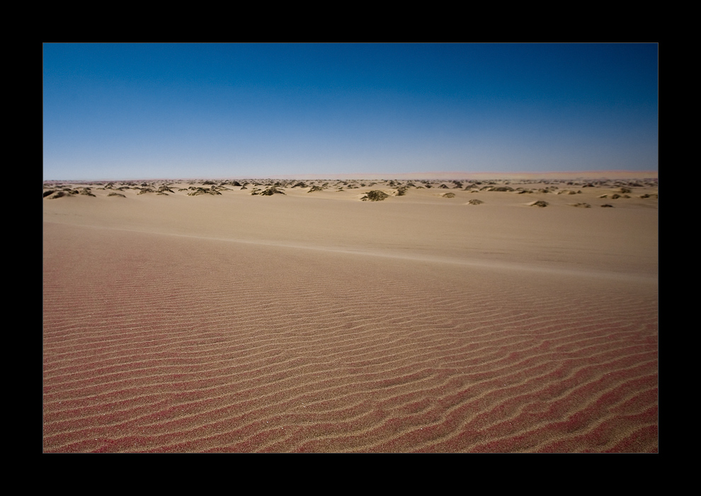 Namibia XX - roter Sand