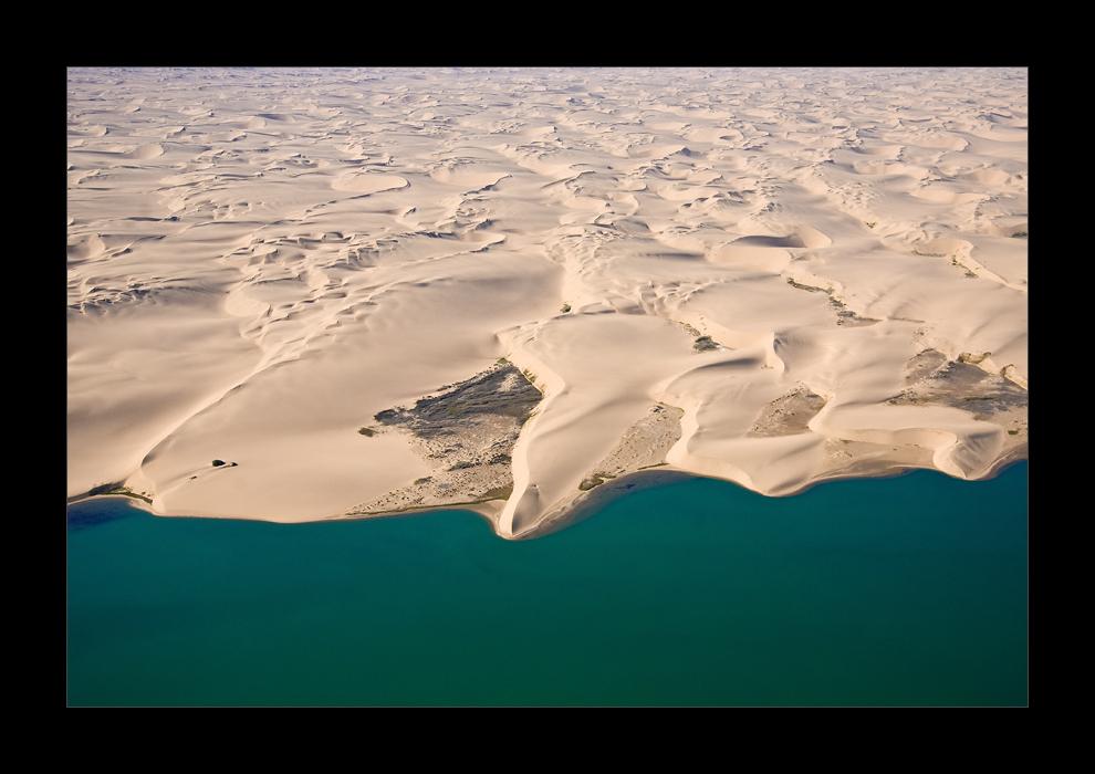 Namibia XXII - Meine Luftaufnahmen sind gerettet