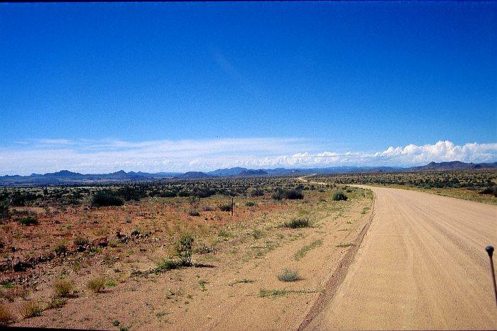 Namibian Motorways # 1