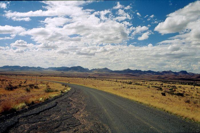 Namibian Motorways # 2