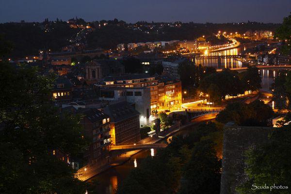 Namur de nuit