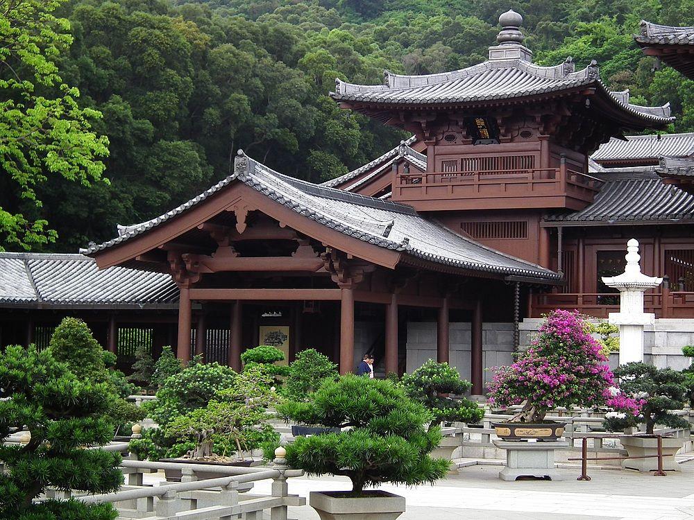 Nan Lian Garden - Chi Lin Nunnery