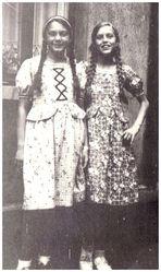 Nana-Ellen mit 12 Jahren