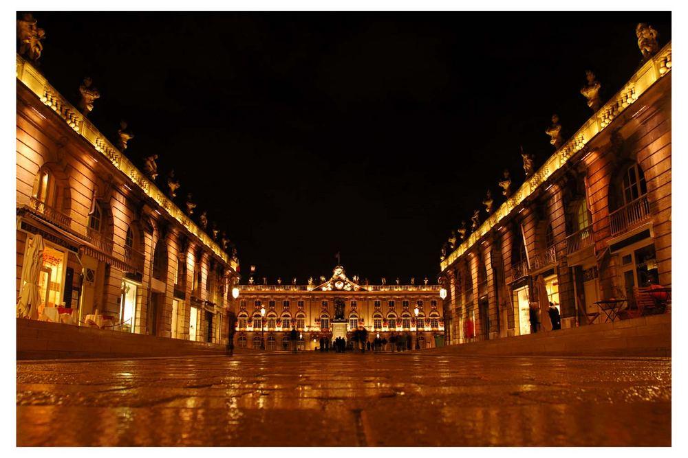 Nancy - Place Stanislas 10 november 2006