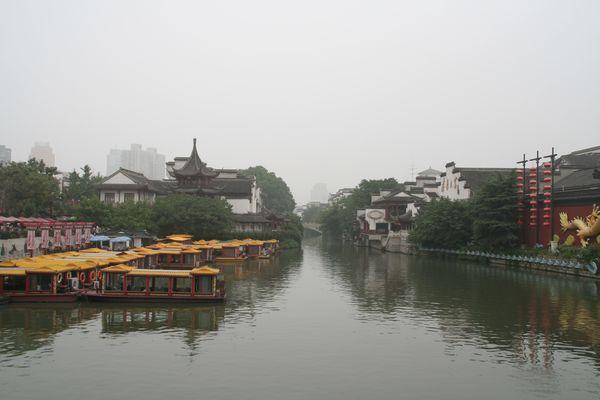 Nanjing - am Tag