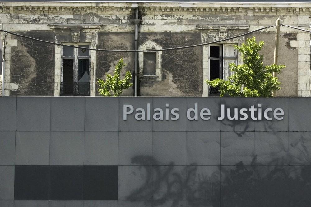 Nantes, palais de justice
